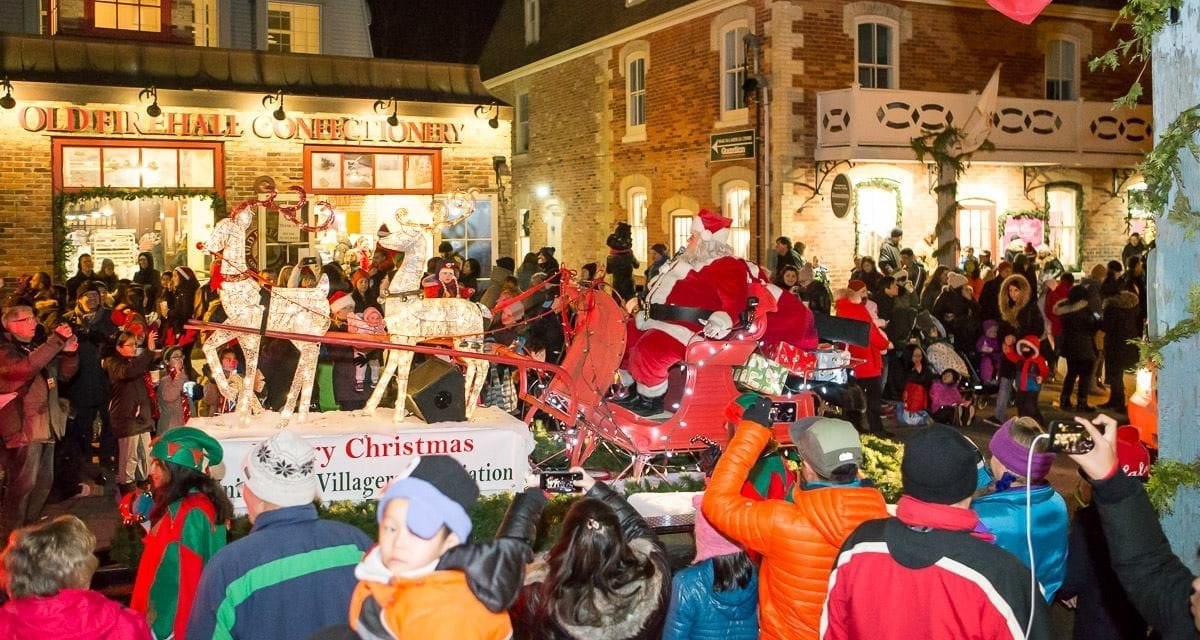 Unionville courting old-time Christmas feel