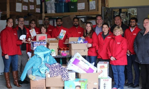 Give to a local charity this holiday season
