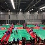 World badminton juniors a hit in Markham