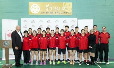 Cheer on Team Canada at world badminton meet