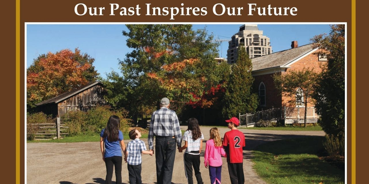 Markham 1900-2000, Our Past Inspires Our Future