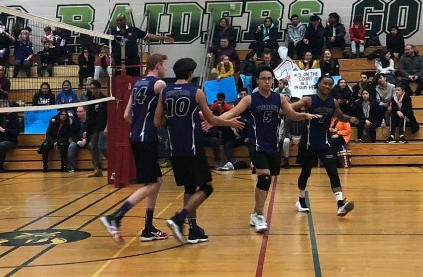 Thunder rolls through YRAA championship