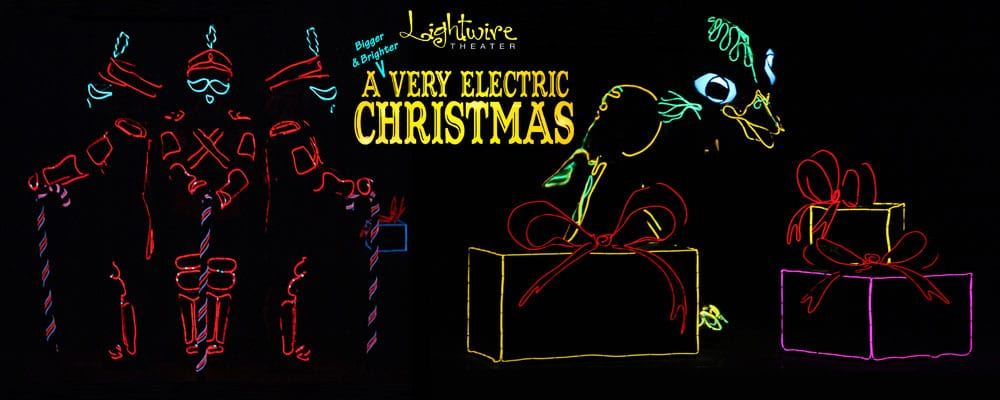 An Electric Christmas to light up Flato Markham Theatre