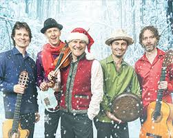 Celebrate the season with Sultans of String