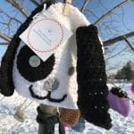 Helping kids in need: The Woollen Warmth Project