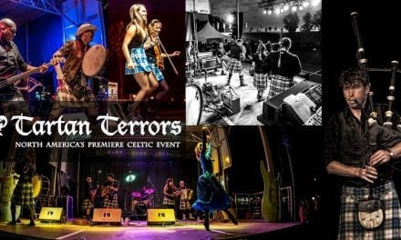 The Tartan Terrors bring a kitchen party for all at the Flato Markham Theatre.