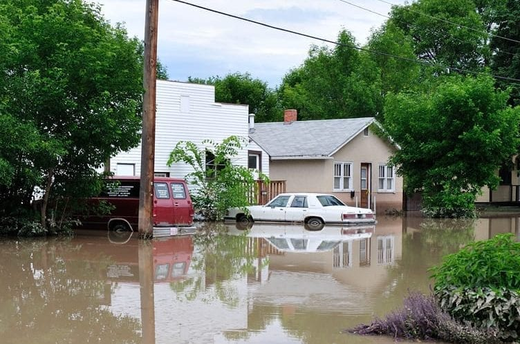 Funding to contribute to flood mitigation projects