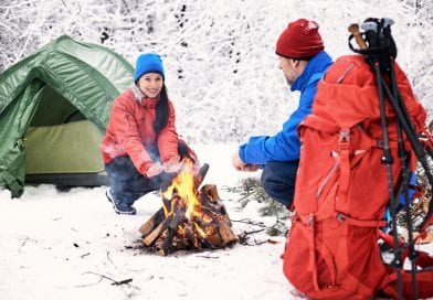 Take winter adventures to the next level with Scouts Canada's ultimate camping hacks