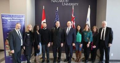 Niagara University expands to Vaughan Metropolitan Centre