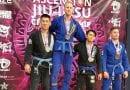 700 jiu-jitsu fighters grappling at Markham tournament