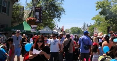 Unionville Festival- from protest to 50 years of community fun