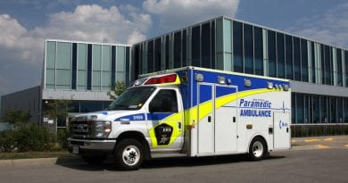 Local paramedics exceed response time targets