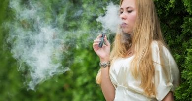Students team up with experts to address vaping