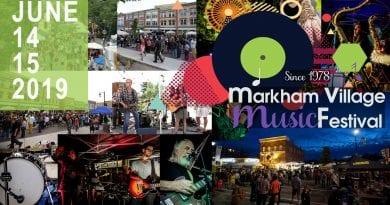 Markham Village Music Festival set to return this June