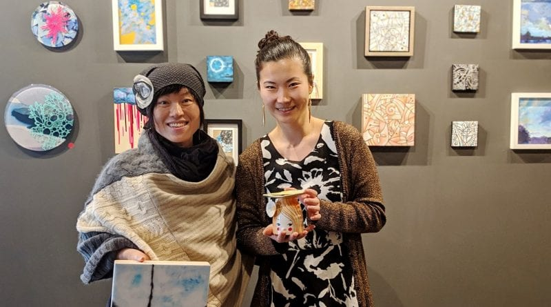 Local gallery showcases diverse group of artists