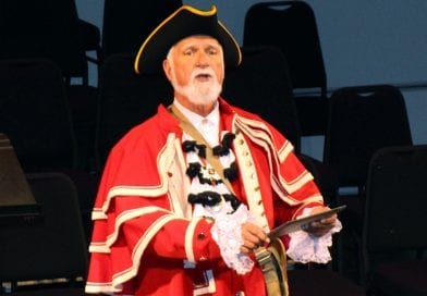 Town crier Webster judged best in the world