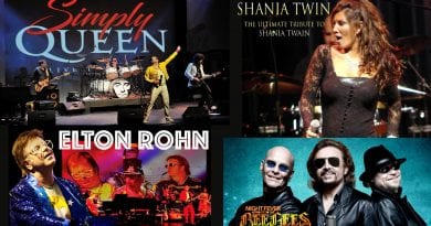Thursdays at the Bandstand heats up in July