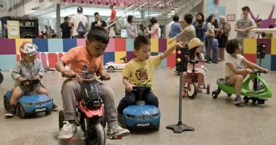 Markham Museum exhibit explores modes of transportation