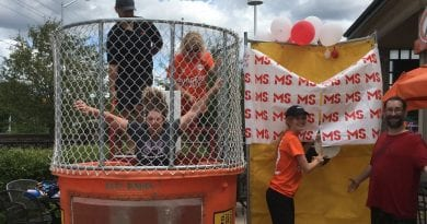 A&W hosts pre-fundraiser in lead up to Burgers to Beat MS Day