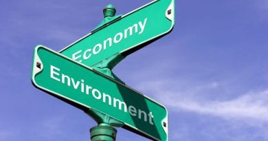 The environment and economy are hot-button election issues