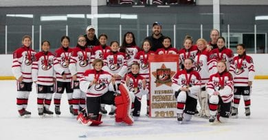 Peewees take home gold at StarsFest