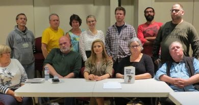 Markham Little Theatre returns with a fascinating whodunit
