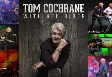 Life's highway has led Tom Cochrane to the Flato Markham Theatre