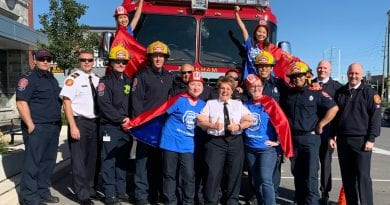 Practise escape plan during Fire Prevention Week