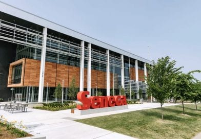 College unveils its newest leading-edge facility