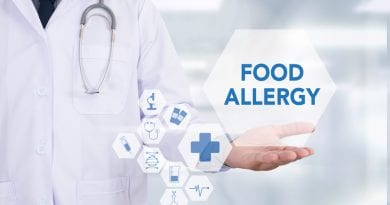 What you should know about food allergies