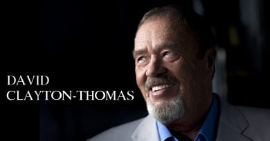 David Clayton-Thomas is still looking to Say Somethin'