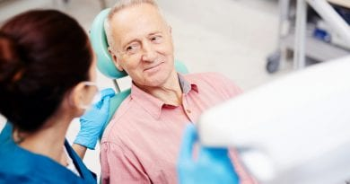 Free routine dental care for low-income seniors