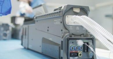 Thornhill company produces mobile ventilators