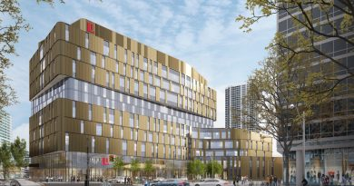 York University starts construction of Markham Centre Campus