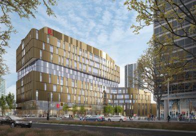 York University starts construction of Markham Centre Campus