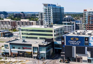 Vision and development options for Markham Centre