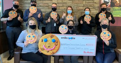 Tim Hortons Smile Cookie campaign supports MSH