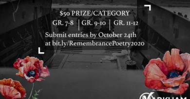 Remembrance Day Poetry Contest