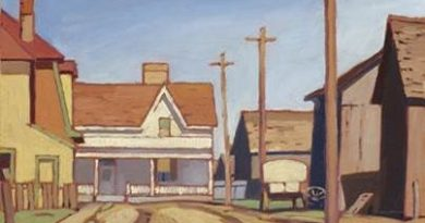 Group of Seven artwork included in new digital collection of Canadian art