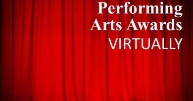 Performing Arts Awards goes virtual