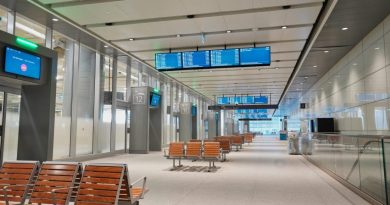 New Union Station Bus Terminal opens
