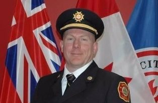 New deputy fire chief committed to 'modernizing' service