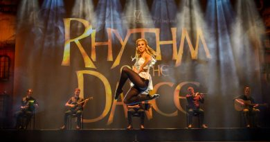 Rhythm of the Dance delivers a perfect combination of traditional dance and music