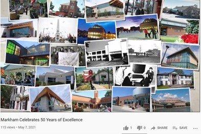 Help Markham celebrate its silver anniversary
