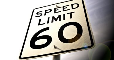 Speed limit drops on some regional roads