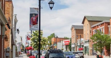 Honouring people who put Markham 'on the map'