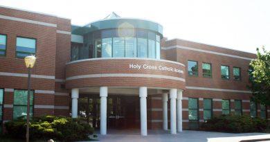 Holy Cross CA now a designated IB World School