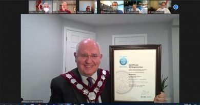 Markham recognized for building smart cities