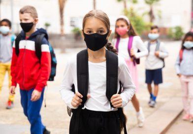 Benefits of walking to school